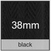 black 38mm