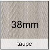 taupe 38mm